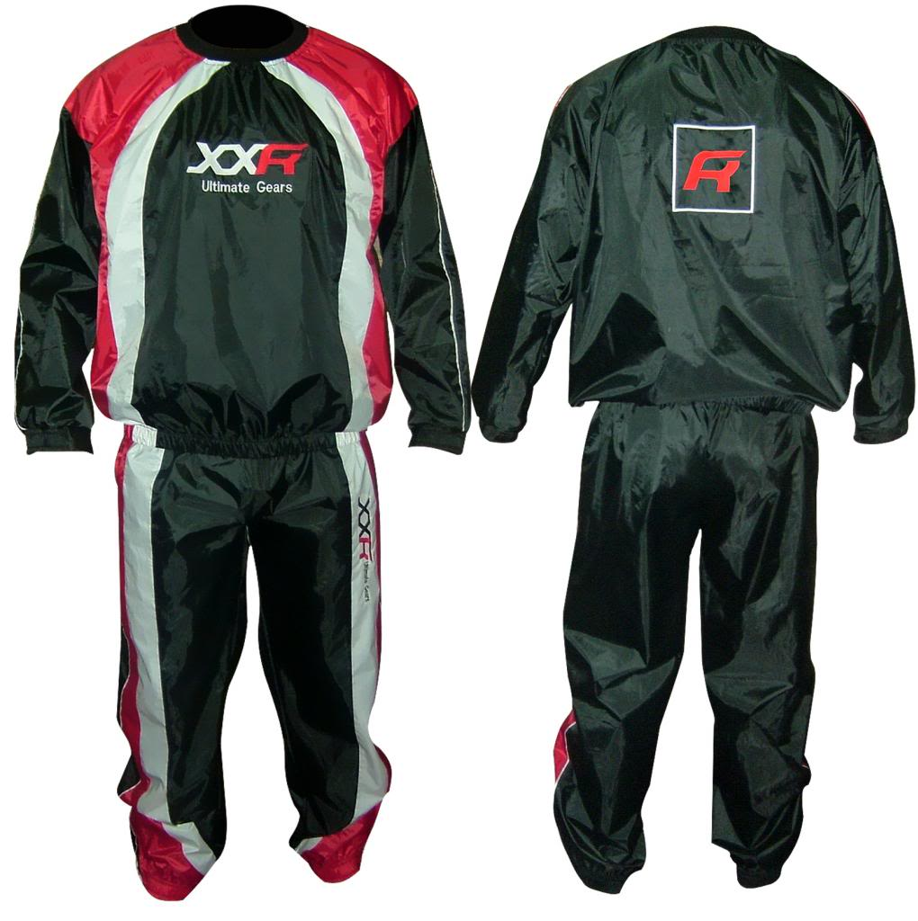 XXR Sweat  Suit
